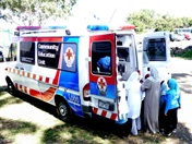 Ambulance Visit for Foundation Students