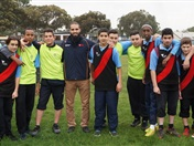 Special Footy Training with Bachar Houli