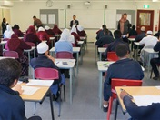 Exam Week for Year 7 to 11 Students