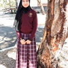 Senior Girls' VCE Uniform: Skirt Option with Jumper and Black Scarf