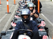 Senior Boys' Outdoor Education Program: Go Karting