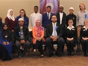 Interfaith dialogue with St. Monica College