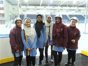 End of Year Secondary Excursion: Ice Skating