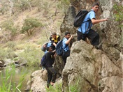 Year 9B Hiking Experience at Werribee Gorge