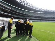 MCG Visit for VET Sport and Recreation Students