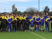 Friendly Hockey Match against St. Monica's College