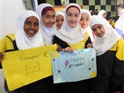 Junior Students Welcome Ramadan