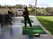 Year 9 Outdoor Education: Golf Range Experience