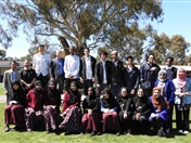 VCE Students' Last Day at the College