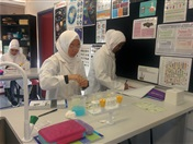 Year 7 Girls: A Journey through Science World
