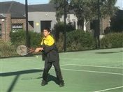 Senior School: Tennis Program