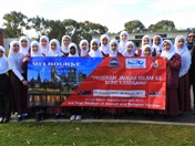 Year 5: Malaysian students' visit