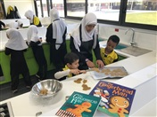 Year 1C: Gingerbread Baking