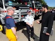 "Annual Emergency Services ""Blessing of the Fleet"""