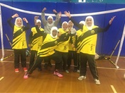 Year 5 and 6 Girls FUTSAL
