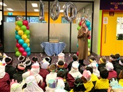 First 100 Days of School for Foundation