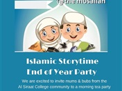 Islamic Storytime End of Year Party