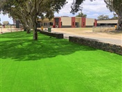 Upgraded School Grounds