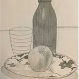 Still Life by Umar Faroqui, Year 7B1