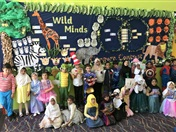 Book Week: Character Parade