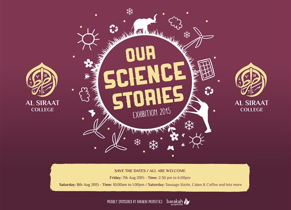 Our Science Stories