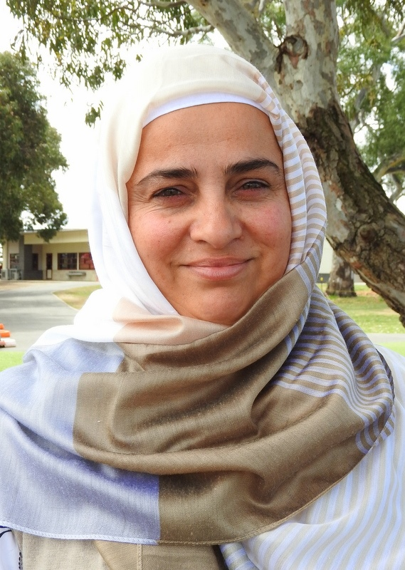 Introducing Ms Nurdan: School Nurse