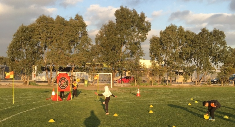Auskick at Al Siraat