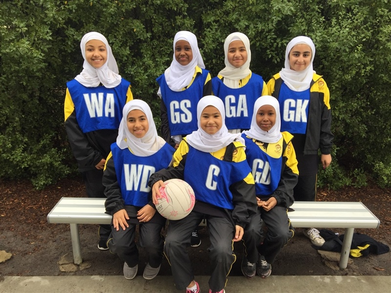 Netball at Al Siraat College