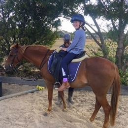 Equestrian Program: Places Available
