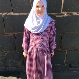 Summer Dress Now Available for All Primary Girls
