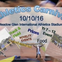 Athletics Carnival for Year 7 to 12 Students