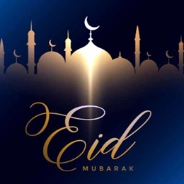 Eid Greetings from our SRCs