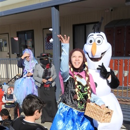 Book Character Parade 2019