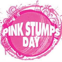 Pink Stumps Day Fundraiser