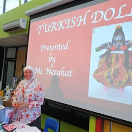 Turkish Doll Making Workshop – Grandparents Week