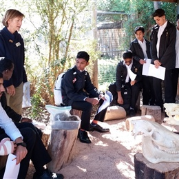 VCE Biology Excursion: Werribee Open Range Zoo