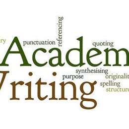 Academic Writing Workshops