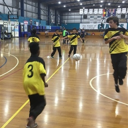 Years 5-6 Boys FUTSAL Tournament