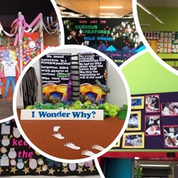 Book Week Display Contest