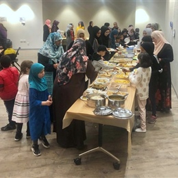 ASC Annual Sisters Iftar