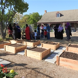 Community Gardens: Mums Working Bees