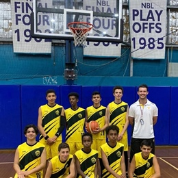 Years 7-9 Boys Basketball Competition