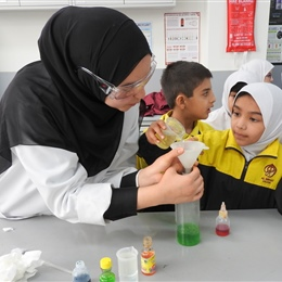 Celebrating Science Week