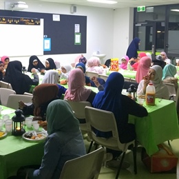 Year 5-6 Student Iftar Nights