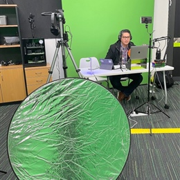 Tour our new Digital Learning Studio