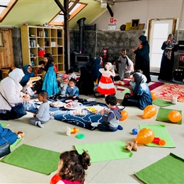 Islamic Storytime Celebrates Harmony Day