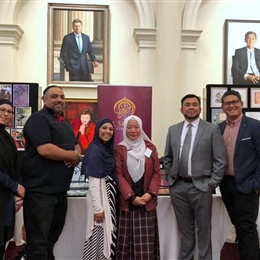 Parliament House Art Exhibition Launch