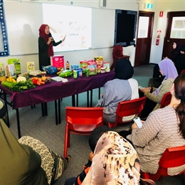 Clean Eating Workshop A Huge Success