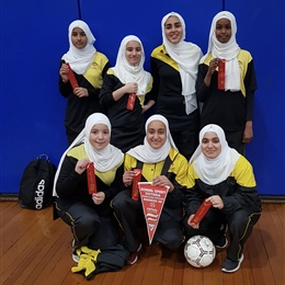 Years 7-10 Girls FUTSAL