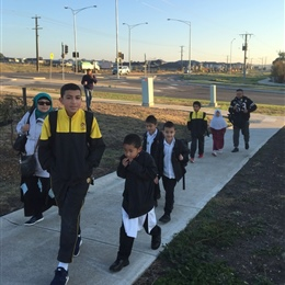 National Walk2School Day 2019